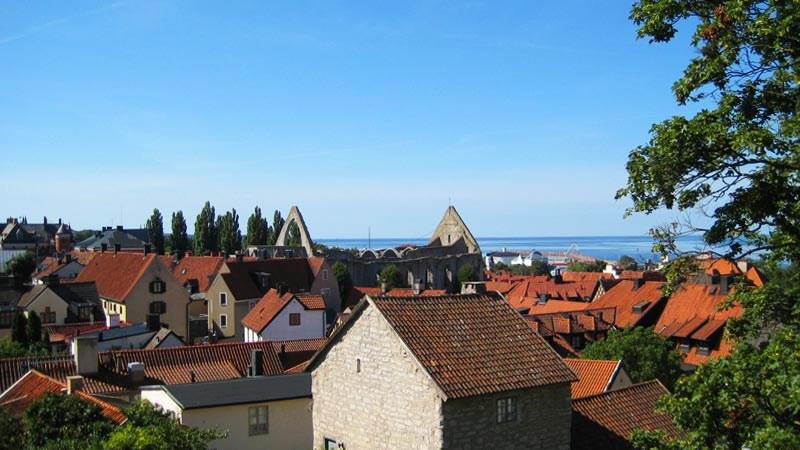 En dag i Visby