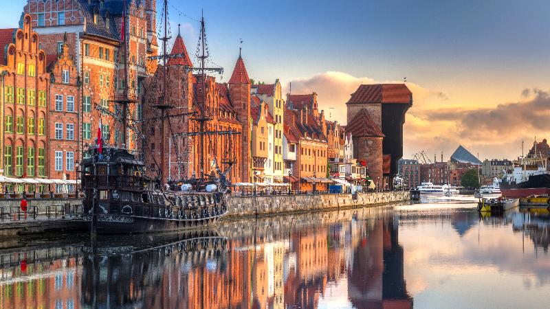 Cinderellakryssning till Gdansk-Visby