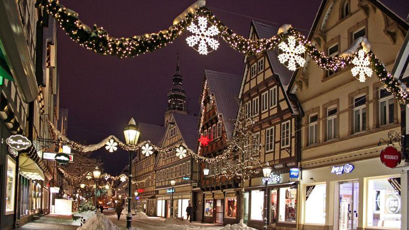 Julstämning i Celle