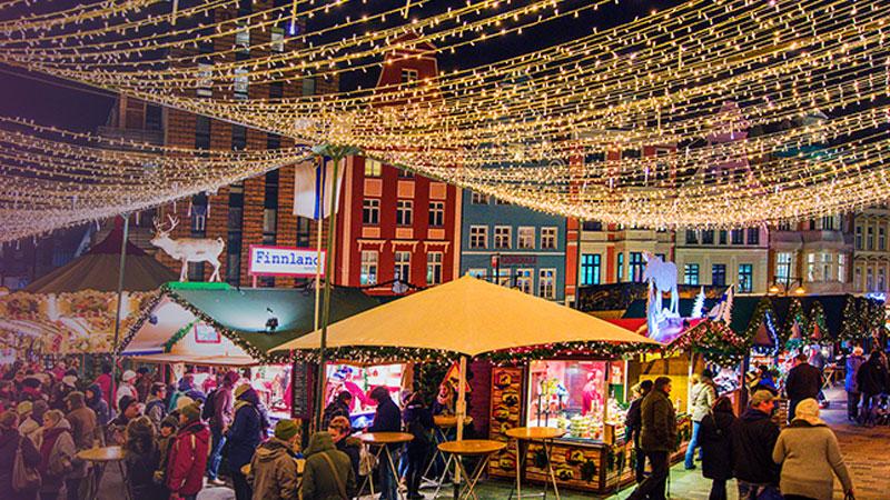 Julstämning i Rostock 24/11 extra !